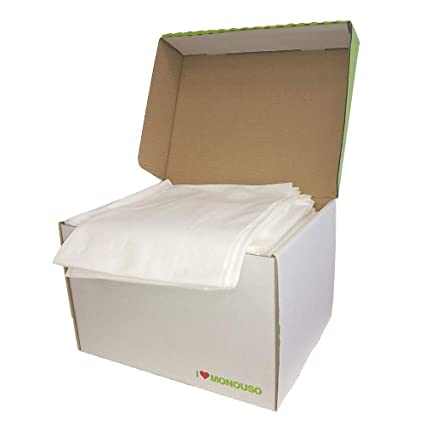 90 Toallas Desechables Absorbente En Mixto Viscosa Cm 40 x 80 Medical Sud