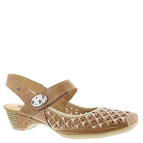 Pikolinos Womens Gandia Mary Jane Sandal Nude Size 40 EU (9.5-10 M US Women)