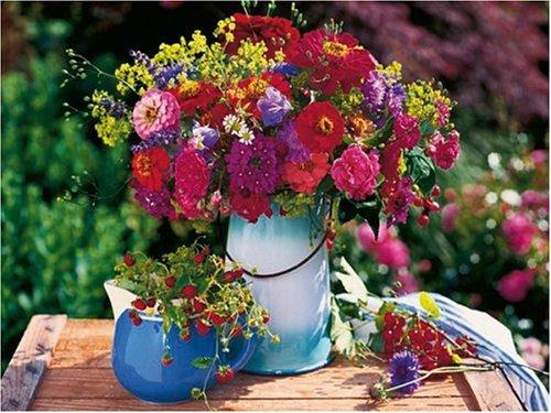 Colourful Flower Bouquet Jigsaw Puzzle (Colourful Bouquet)