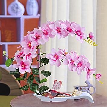 Amazon.de: JIAHUABAI Set Blumen, Schlafzimmer, Künstliche ...