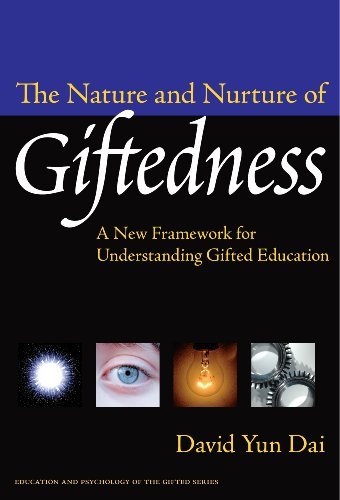 The Nature and Nurture of Giftedness: A New Framework for Understanding Gifted Education (Education and Psychology of the Gifted Series)