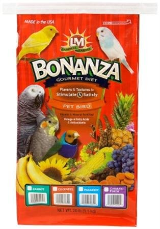 LM Animal Farms Bonanza Parrot 20lb