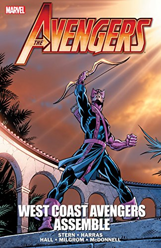 Avengers West Coast: Avengers Assemble (West Coast Avengers (1984))]()