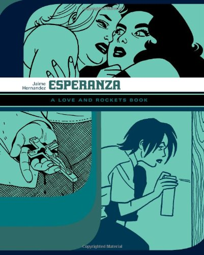 ESPERANZA: A Love And Rockets Book TP