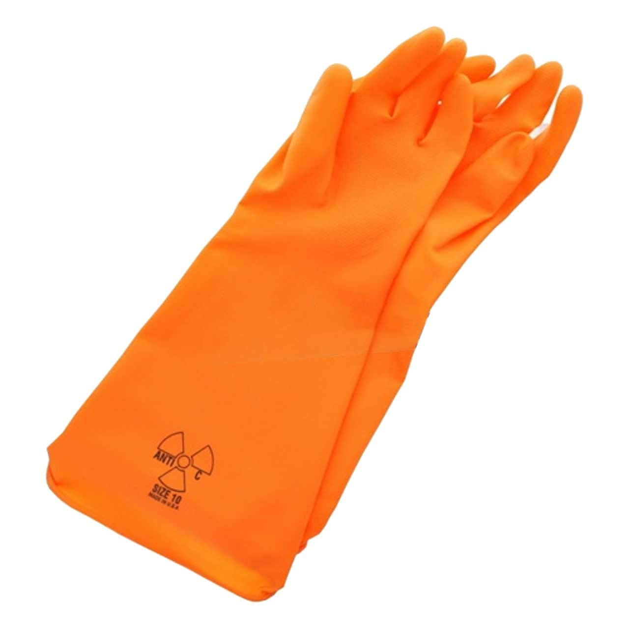 CK PCG Latex Gloves 18'' Size 10 for Purge Chamber