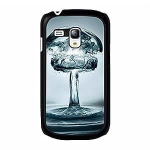 Samsung Galaxy S3 Mini Case,Bright Creative Water Art Pattern Premium Exquisite Snap on Protective Case for Samsung Galaxy S3 Mini