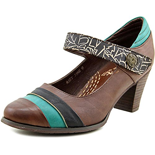 Jane Mary Brown Mul Corkys Elite Pumps 0USaEwnxq
