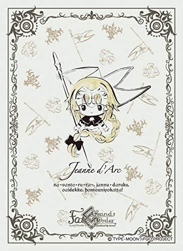 キャラクタースリーブ Fate/Grand Order【Design produced by Sanrio】 ジャンヌ・ダルク(