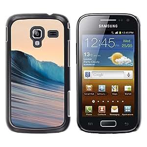 iKiki Tech / Estuche rígido - Ondas sedosas - Samsung Galaxy Ace 2