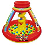 Mickey Mouse Club House Colors Adventure with 50 Balls