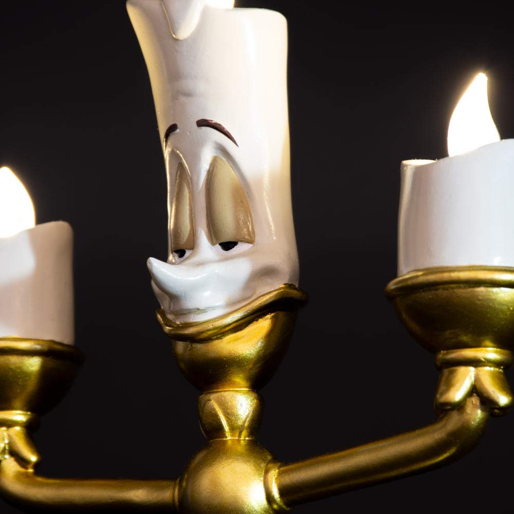 Beauty and The Beast Lumiere Light