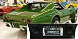 1968-1976 Chevrolet Corvette USA-630 II High Power 300 watt AM FM Car Stereo/Radio with iPod Docking Cable
