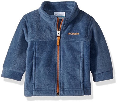 Fleece Baby Jumper - Columbia Unisex Baby Infant Steens Mt II Fleece, Dark Mountain, 18/24