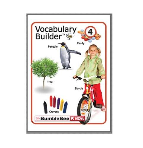 Bee Smart Baby, Vocabulary Builder 4 by Baby BumbleBee / BumbleBee Kids