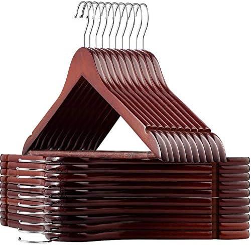 High Grade Lotus Wooden Hangers product image