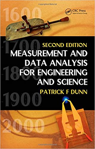 Measurement and data analysis for engineering and science second measurement and data analysis for engineering and science second edition 2nd edition fandeluxe Images