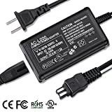 AC-L200 Adapter Charger For Sony Handycam Camcorder DCR-SX40,DCR-SX41,DCR-SX44,DCR-SX45,DCR-SX60,DCR-SX63,DCR-SX65,DCR-SX83,DCR-SX85,HDR-CX190,HDR-CX220,HDR-CX230,HDR-CX330,HDR-CX190,HDR-CX675