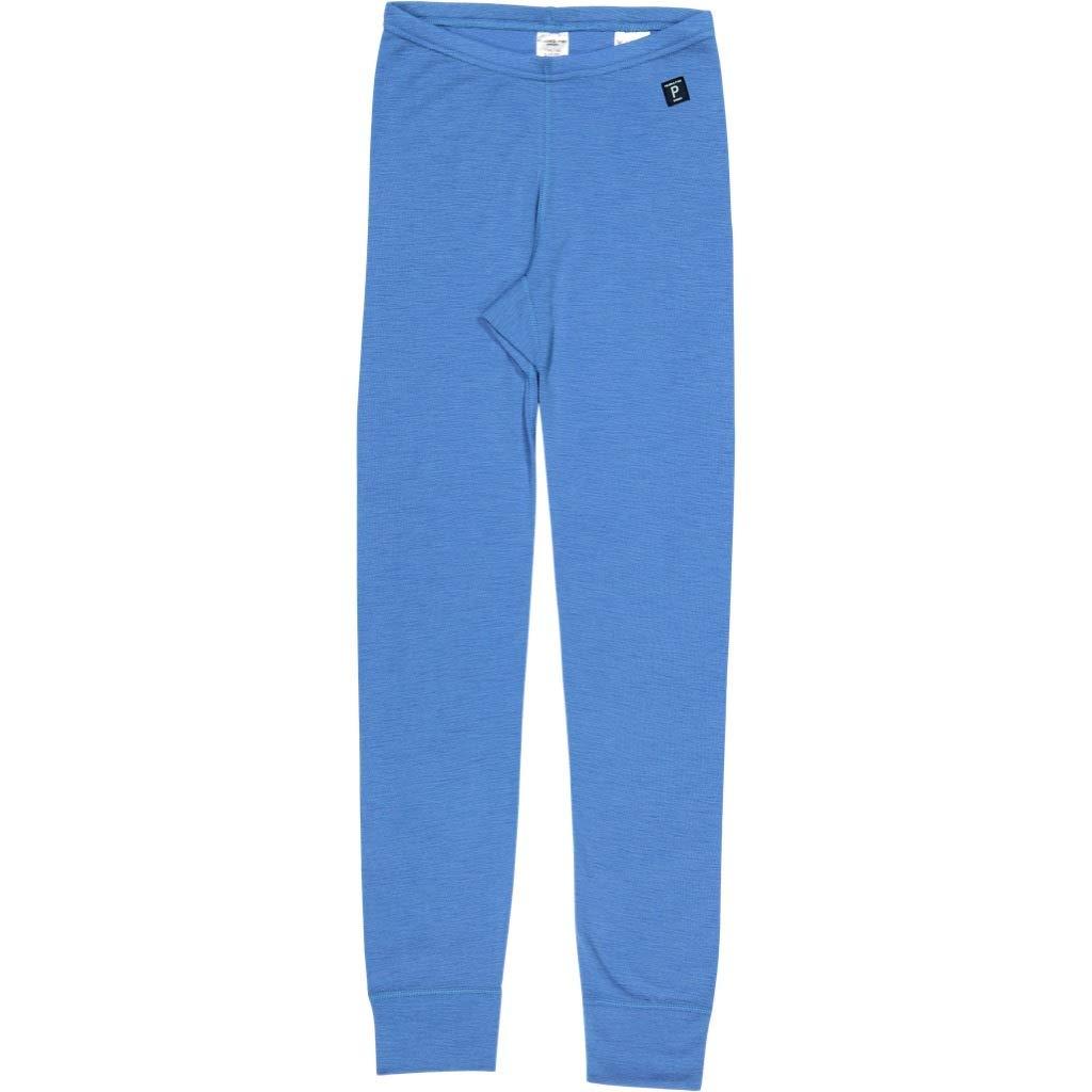 Polarn O. Pyret Merino Wool Leggings (6-12YRS) - French Blue/10-12 Years by Polarn O. Pyret