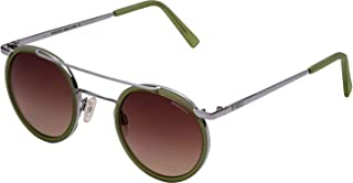 product image for Randolph P3 Shadow Fusion Sunglasses Bright Chrome/Skull/Skyforce Air Cape Sand 51mm