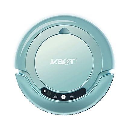 Robot Aspirador, Robot De Limpieza De Control Remoto, Diseño Súper Silencioso Para Alfombras Delgadas