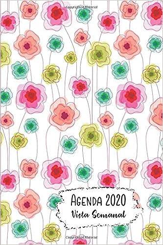 Agenda 2020 Vista Semanal: 12 Meses Programación ...