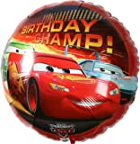 Amscan International Cars Birthday Champ