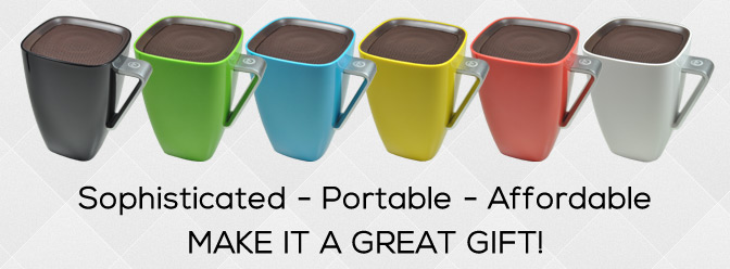 Sophisticated - Portable - Affordable MAKE IT A GREAT Valentine's GIFT!