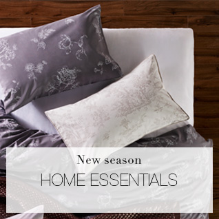New season HOME ESSENTIALS