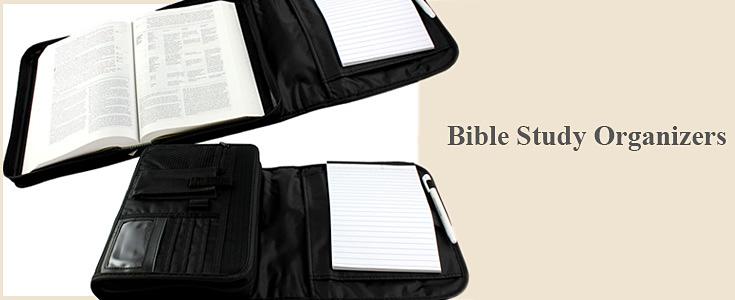Bible Study Organizers