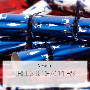 New in Trees & Crackers