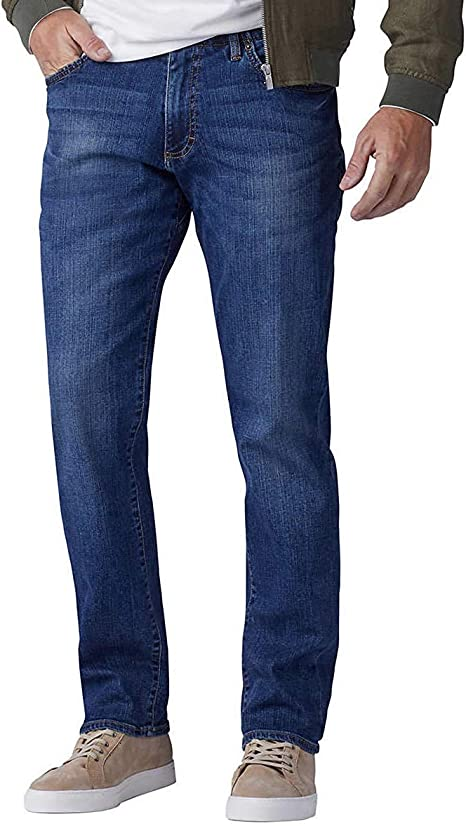 LEE Men's Premium Select Regular Fit Straight Leg Motion