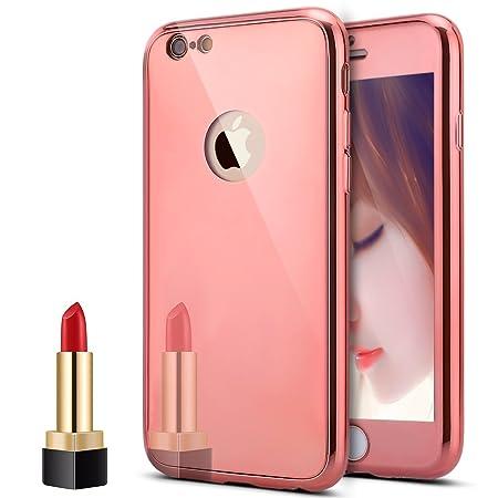 Custodia iPhone 6 Plus Cover iPhone 6S Plus Integrale Oro