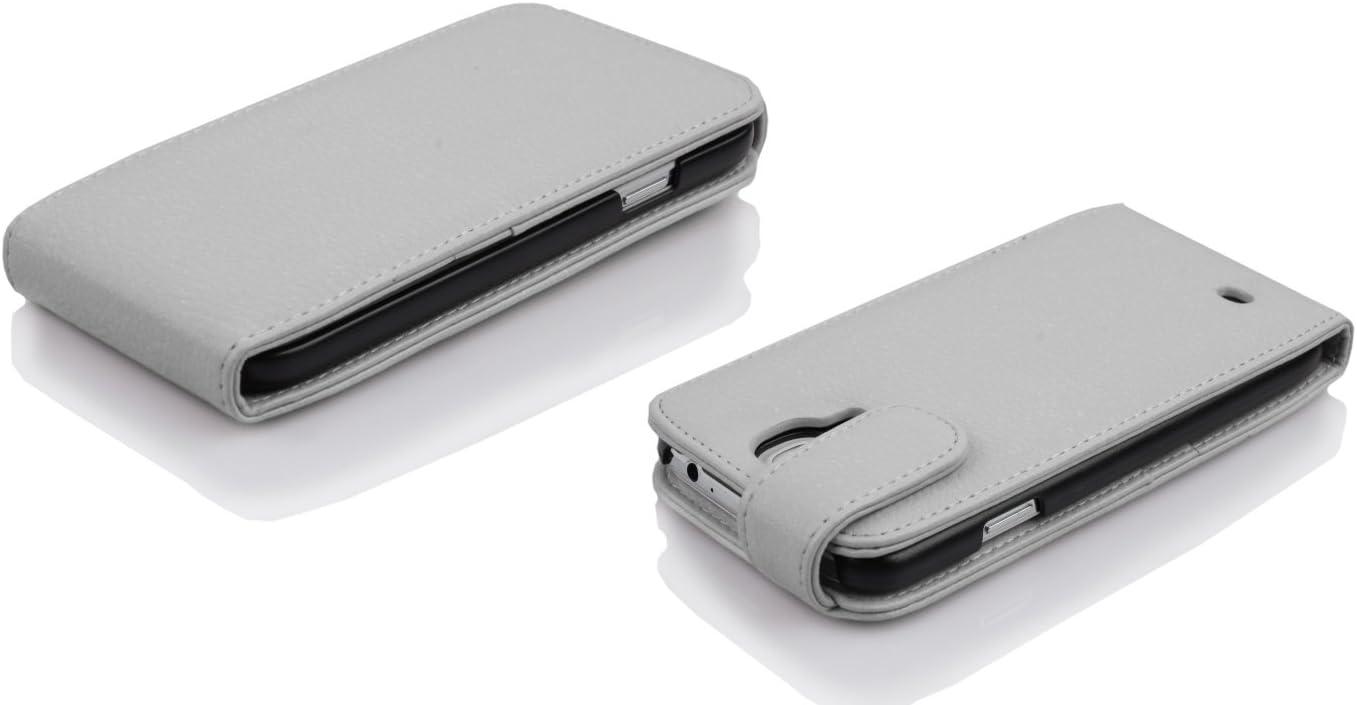 Cadorabo – Flip Style Coque pour Samsung Galaxy S4/S4 Neo (i9500) – Housse Etui Coque Protection Skin