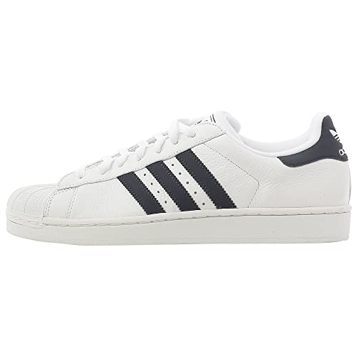 adidas Superstar 2 Trainers WhiteDark Blue