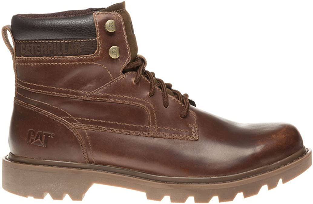 Caterpillar Bridgeport Homme Boots Fauve: