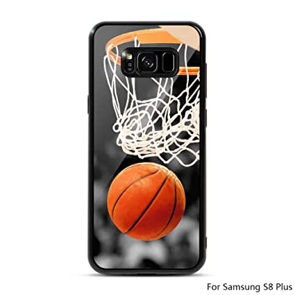 coque samsung s8 plus basketball