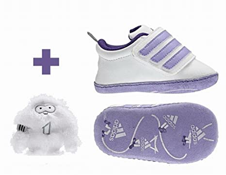 Liladi Crib Basket 19 Fille Chaussure Bébé Peluche Coffret T Adidas yPmvN8nw0O