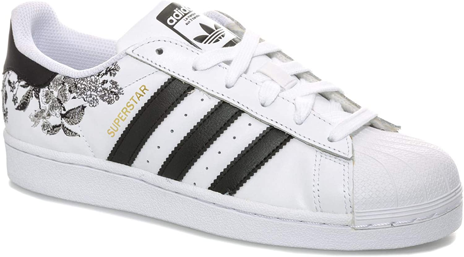 adidas superstar brodé