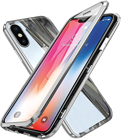 custodia iphone x magnetica