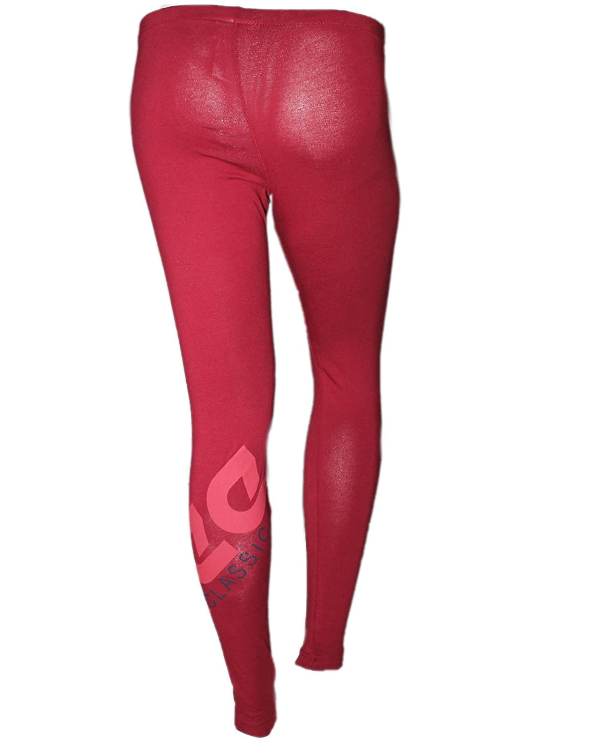 Reebok Damen Leggings Pant AB8198 F REE LEGGINGS: