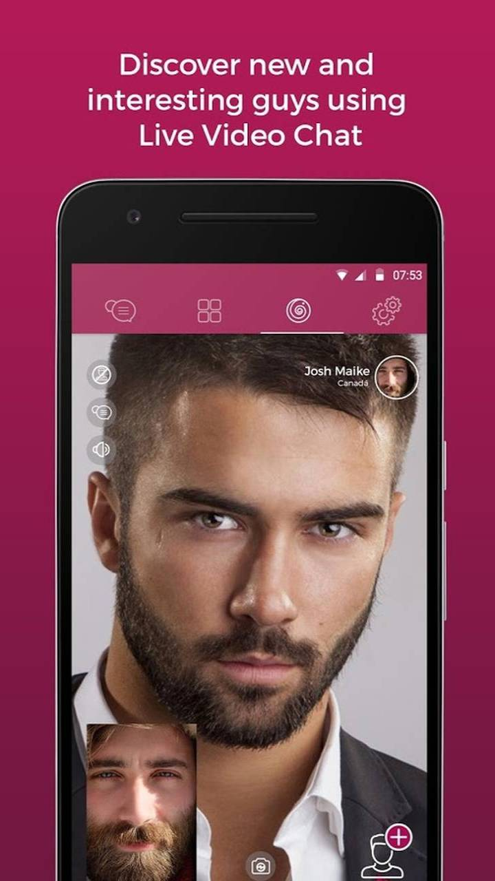 gay video chat app
