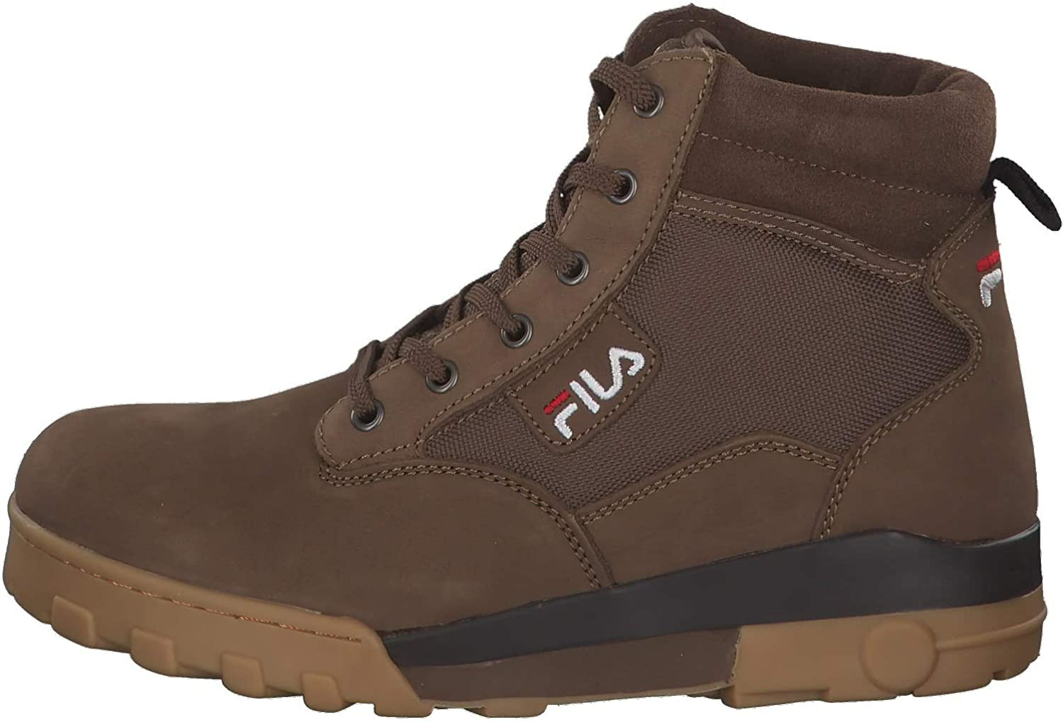Fila Donna Sneakers Heritage Grunge II Mid: Amazon.it