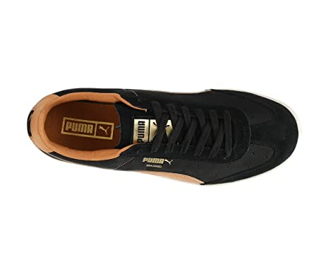 Puma Tanned Madrid Sacs Et Sneakers BlackbeigeChaussures wN0m8n