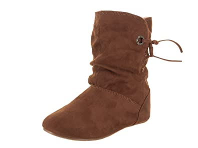 Women's Haille Boots Suede Rubber