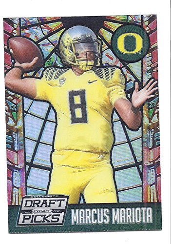 Top MARCUS MARIOTA 2015 Panini Prizm Draft Picks Stained Glass #81  supplier