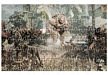 gears of war puzzle