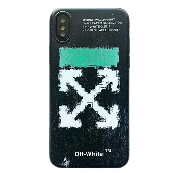 off white iphone 8 case