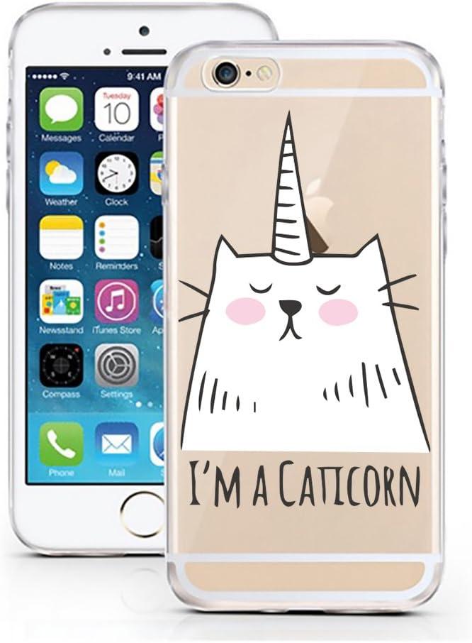 cover iphone 5s con unicorno