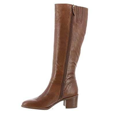 Franco Sarto Women's Elate Boot (7, Whiskey Brown Leather)