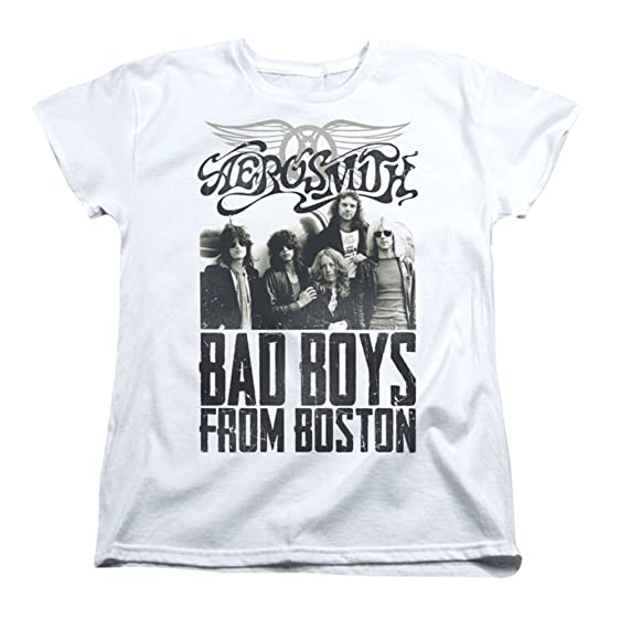 Womans: Aerosmith - Bad Boys Ladies T-Shirt Size XXL